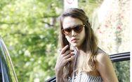 Jessica Alba : Un piercing pour son anniversaire ! (Photos)