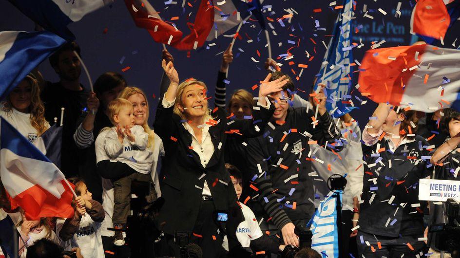 Marine Le Pen : Elle votera blanc au second tour