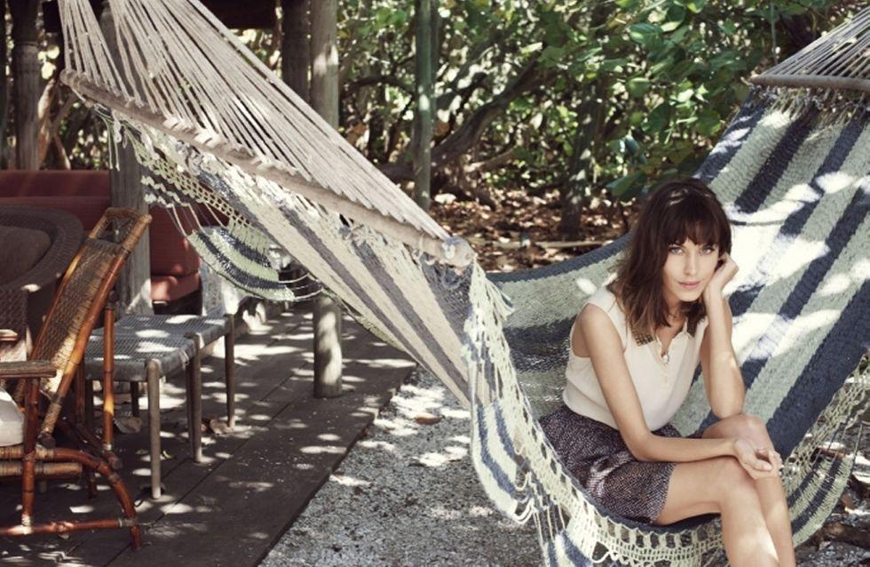 Alexa Chung : Sous les palmiers de Miami pour Vero Moda ! (Photos)