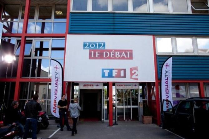 débat sarkozy hollande