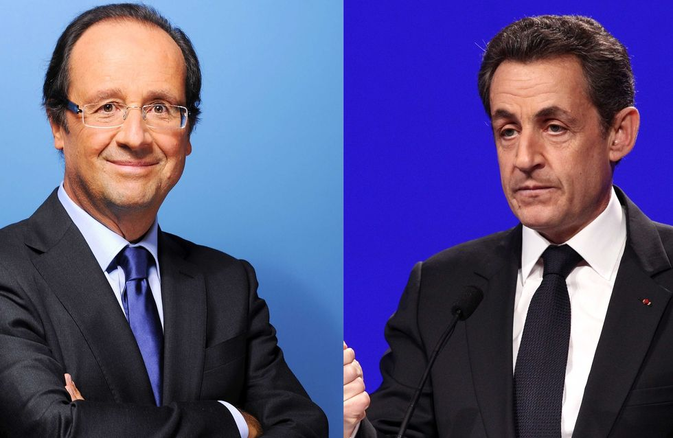 Débat Sarkozy-Hollande : Les petits caprices des candidats