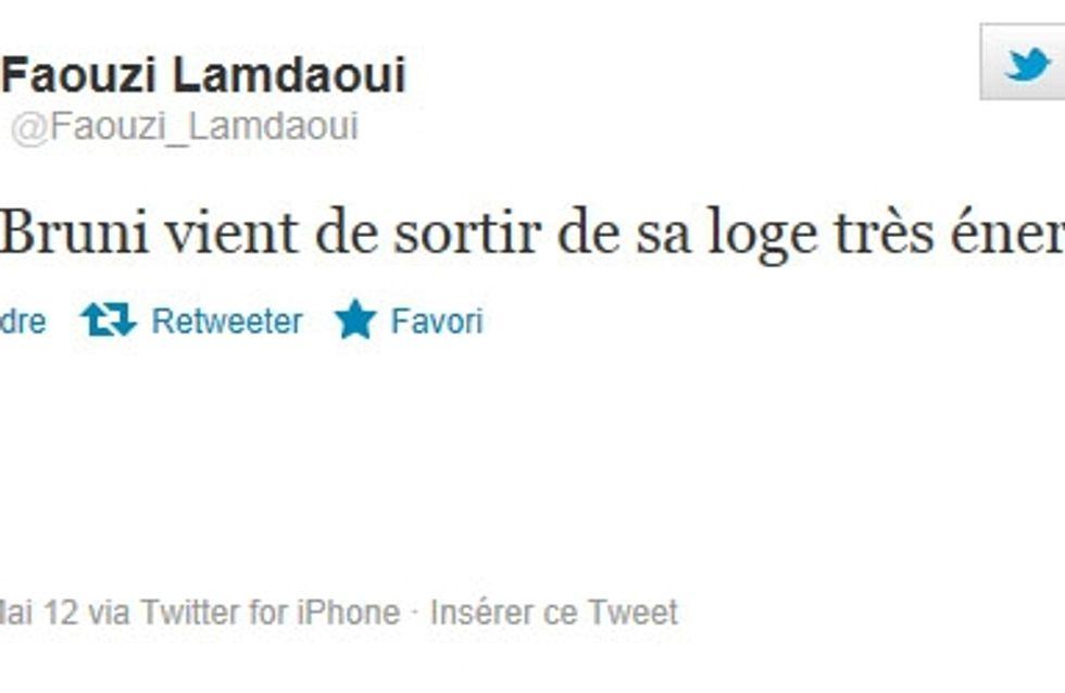 Carla Bruni-Sarkozy : Très énervée pendant le débat Sarkozy-Hollande ?