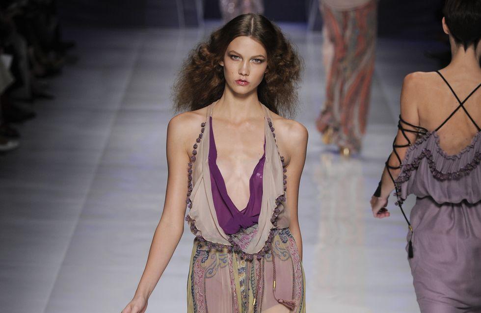 Vogue : Plus de mannequins trop maigres dans le magazine