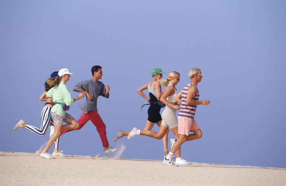 Le jogging permet de vivre plus longtemps !