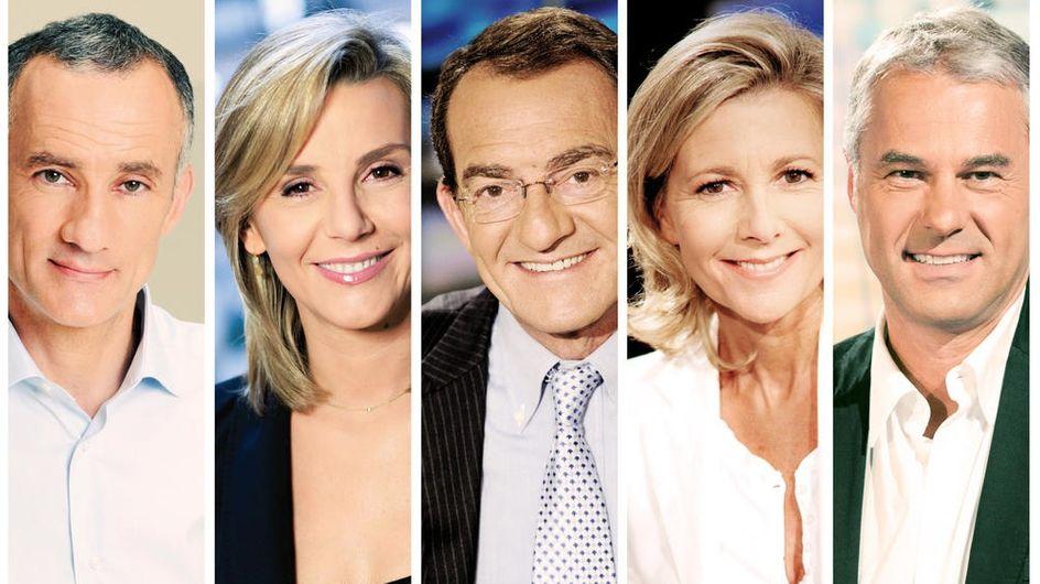 Télé : Qui sont les présentateurs les mieux payés du PAF ?