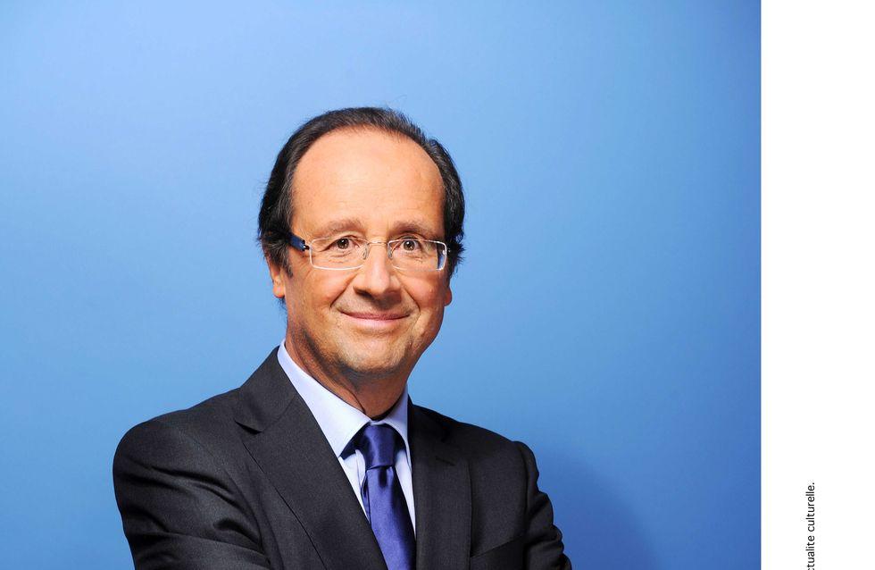 François Hollande : Elu Président de la République
