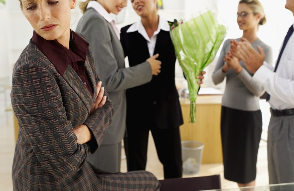 Psychologie : Découvrez ce qui rend les femmes jalouses au boulot !