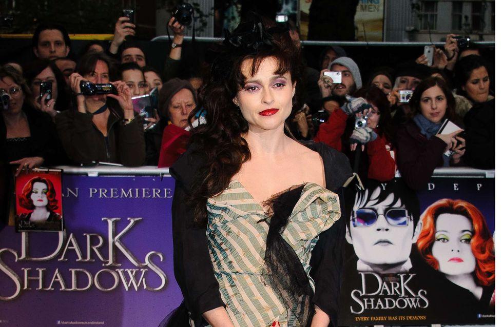 Helena Bonham Carter : Le pire look de la semaine ! (Photos)