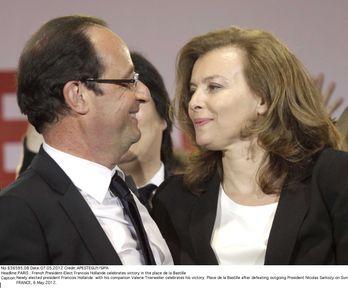 Valérie Trierweiler nous dévoile son intimité avec François Hollande