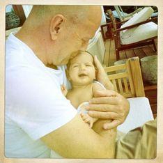 Bruce Willis : Il nous présente sa fille (Photos)