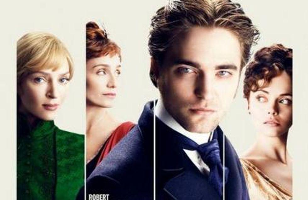 Robert Pattinson : La bande-annonce sulfureuse de Bel Ami ! (Vidéo)