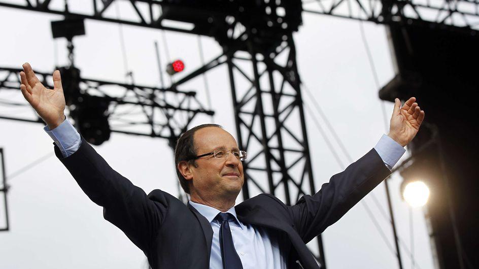 François Hollande : L'investiture, c'est demain !