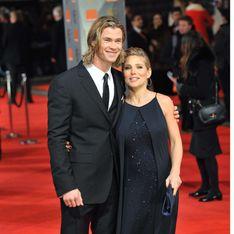Chris Hemsworth : Papa d'une petite fille