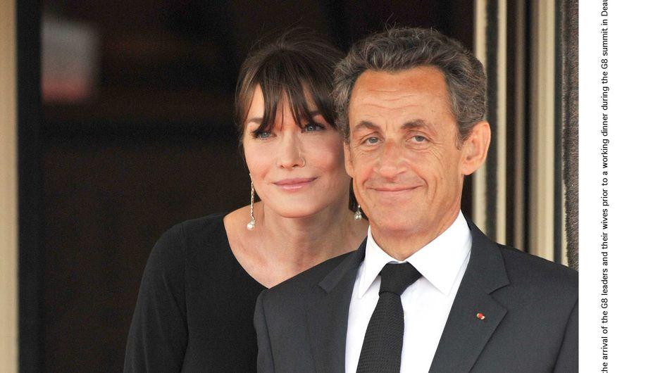 Nicolas Sarkozy et Carla Bruni s'installent au Maroc