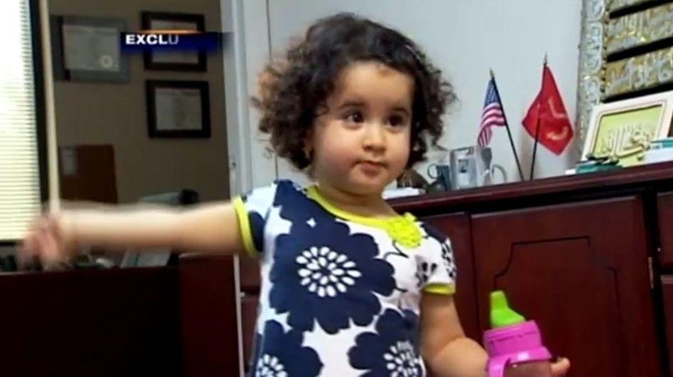 Soupçonnée de terrorisme à 18 mois, elle est débarquée de l'avion