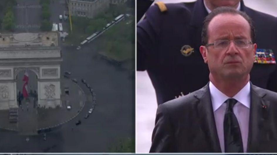 François Hollande : C'est le coup de foudre !