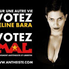 Législatives 2012 : Une star du porno se lance dans la course (Vidéo)