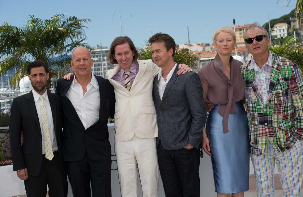 Moonrise Kingdom : Les acteurs prêts pour le Festival de Cannes ! (Photos)