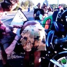 Pékin Express : Les images de l'accident de Stéphane Rotenberg ! (Vidéo)