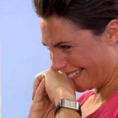 Alessandra Sublet : Ses larmes avant son congé maternité (Photos)