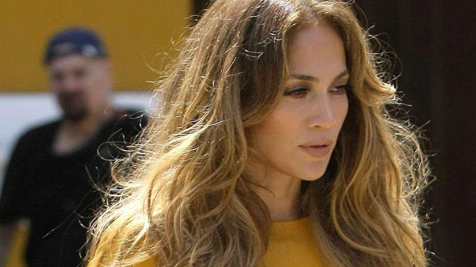 Jennifer Lopez : Sa grossesse lui a donné de gros pieds