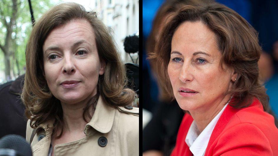 Valérie Trierweiler : Jalouse de Ségolène Royal ?