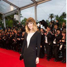 Festival de Cannes : Daphné Burki, canon dans une robe Paule Ka (Photos)