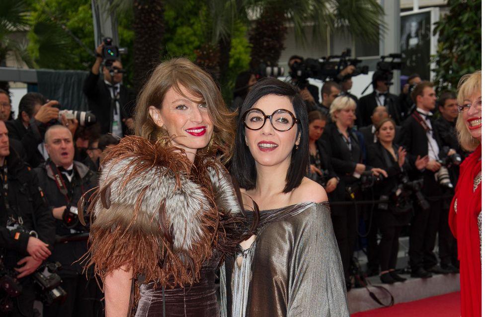 Cannes : Les Brigitte, une James Bond girl, des comiques et un ministre sur les marches (Photos)