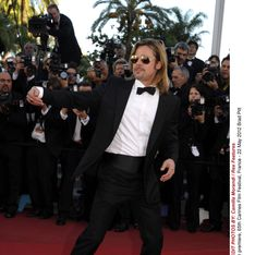 Festival de Cannes : Brad Pitt enflamme le tapis rouge ! (Photos)