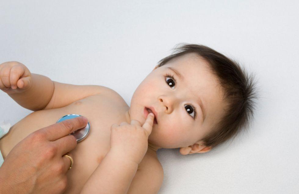 Bébé : Sauvé par un cœur artificiel minuscule !