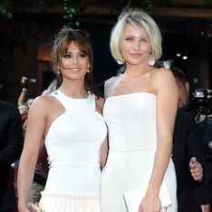 Cameron Diaz et Cheryl Cole : un look 100% blanc !