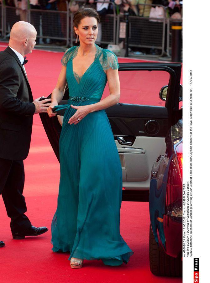 Kate Middleton, Kim Kardashian, look
