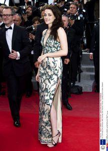 Kristen Stewart robe Cannes 2012
