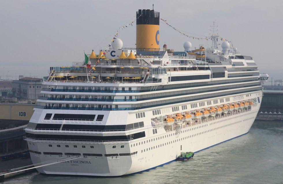 Costa croisières : Sécurité maximum sur leur nouveau paquebot