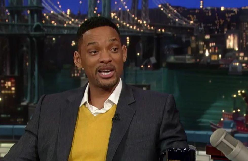 Will Smith : Il s'explique sur la gifle (Vidéo) !