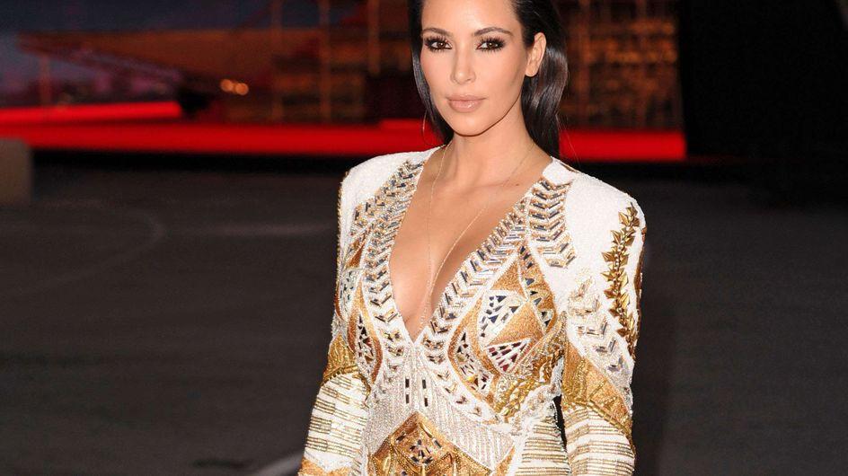 Kim Kardashian : À Cannes avec Kanye West !