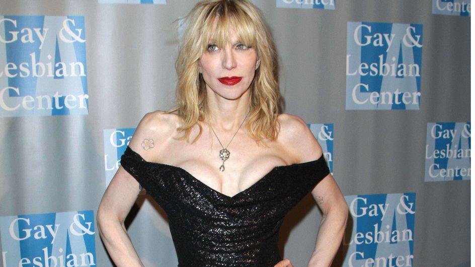 Courtney Love : Le pire look de la semaine ! (Photos)
