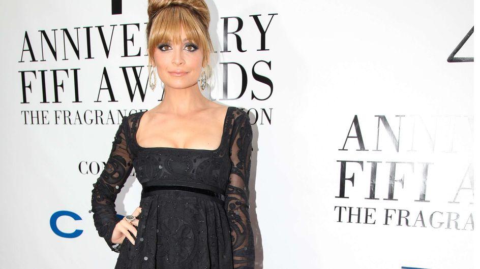 Nicole Richie : Sublime dans une robe Emilio Pucci (Photos)