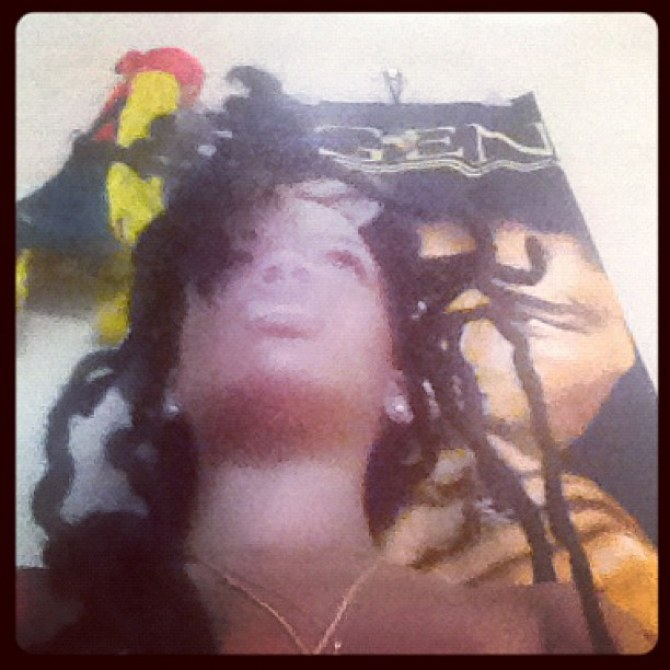 Rihanna, cheveux, coupe