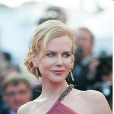 Festival de Cannes : Nicole Kidman, sexy sur le tapis rouge !(Photos)
