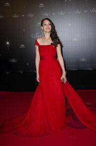 Festival de Cannes Cannes, robes, traînes,