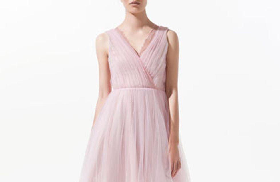 Zara lance une collection de robes de mariées