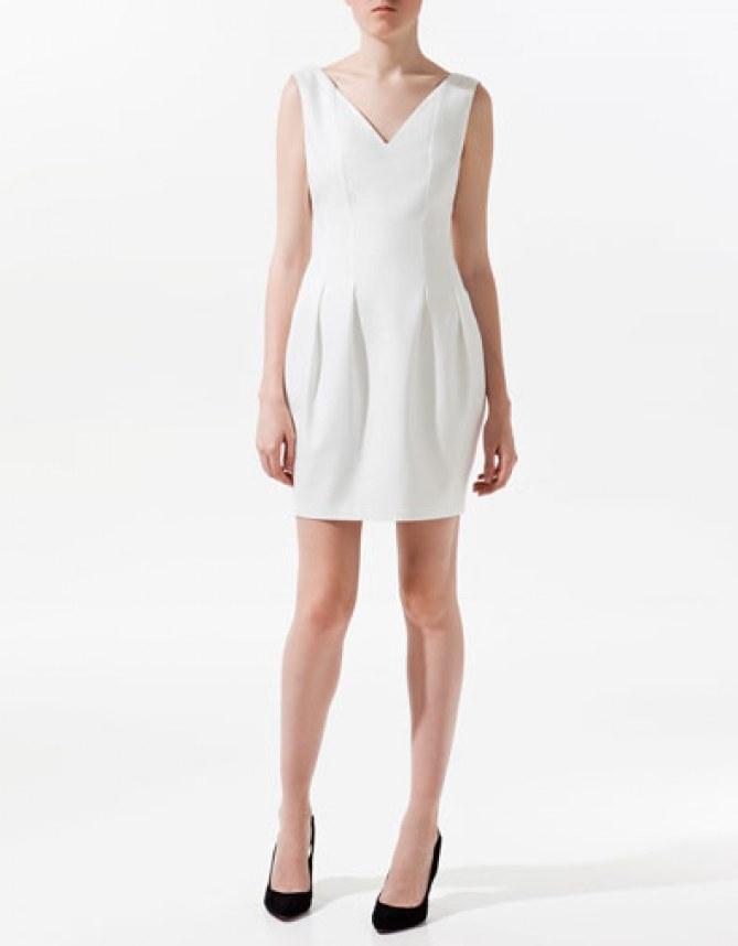 e6f39580d7d Zara lance une collection de robes de mariées