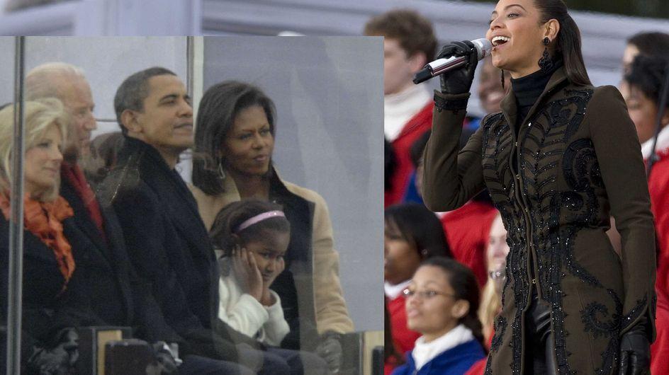 """Michelle Obama : """"J'aurais voulu être Beyoncé"""""""