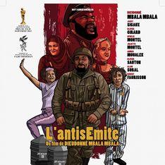 Festival de Cannes : Le film de Dieudonné annulé