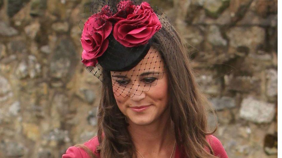 Pippa Middleton : Elle aide les Britanniques à faire la fête !
