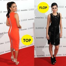 Stars : Les tops et les flops des Glamour Awards (Photos)