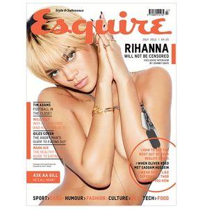 Rihanna seins nus