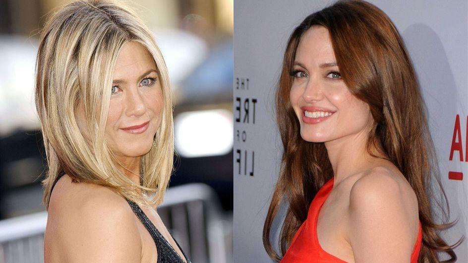Angelina Jolie/Jennifer Aniston : Prêtes à faire la paix ?