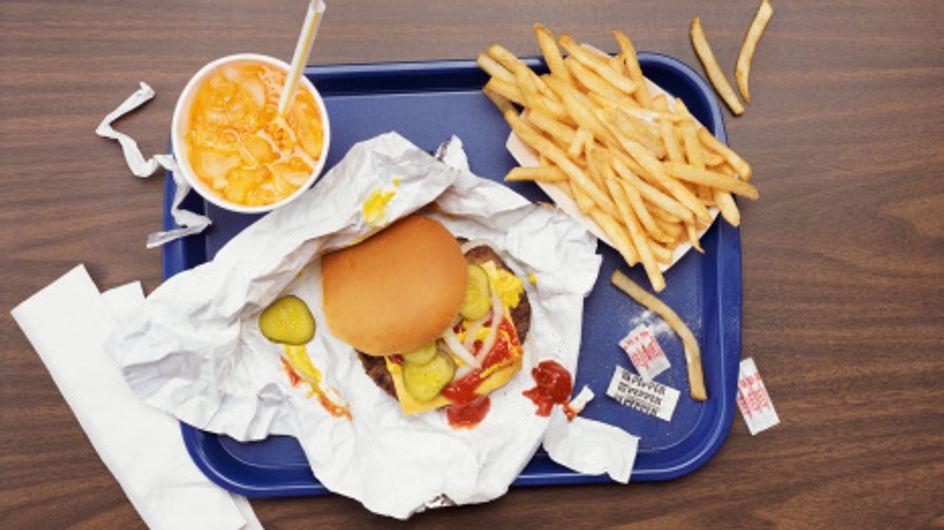 Obésité : Vers l'interdiction du XXL dans les fast-food